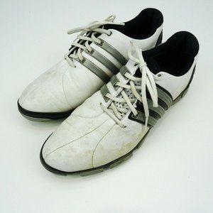 Adidas Tour360 Men's Golf Shoe White Size 9.5